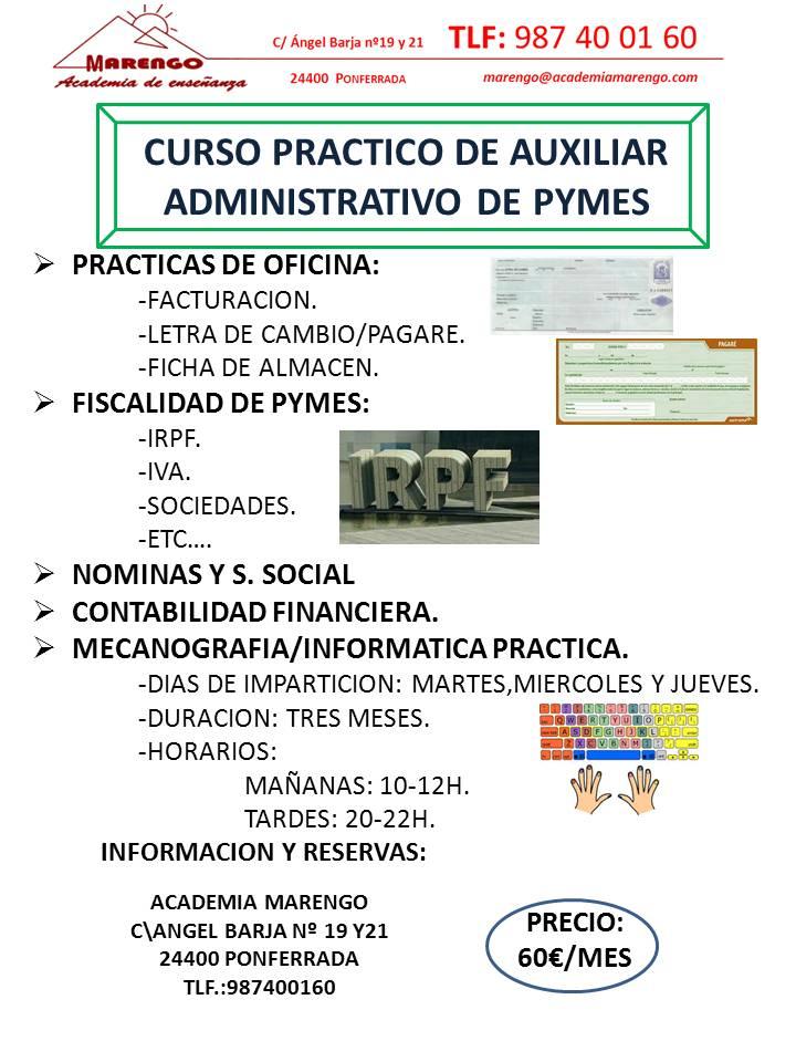 CURSO PRACTICO DE AUXILIAR ADMINISTRATIVO DE PYMES.pptx