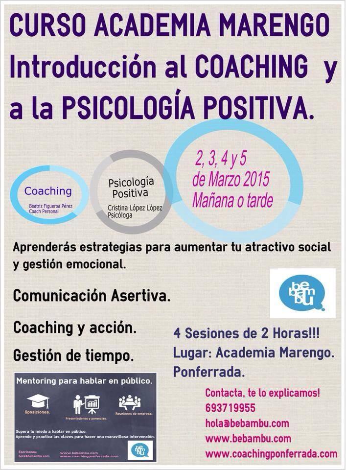 curso coaching