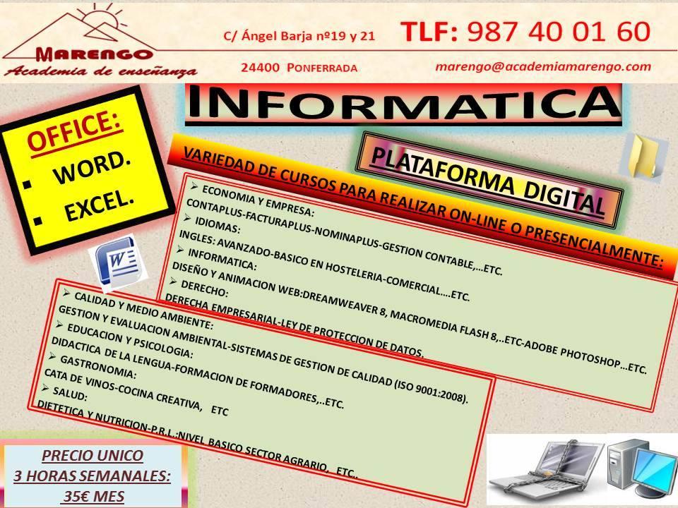 informatica 29-1-2015